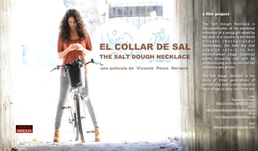 El Collar de Sal (Affiche) The Salt Dough Necklace